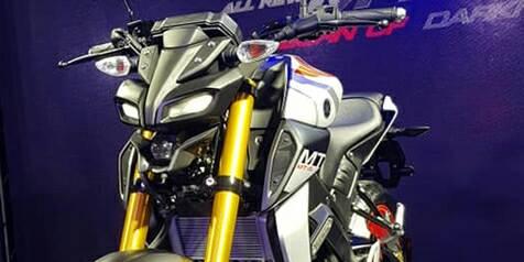 Spesifikasi Yamaha MT-15