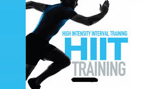Advantage of high-intensity interval training (HIIT)