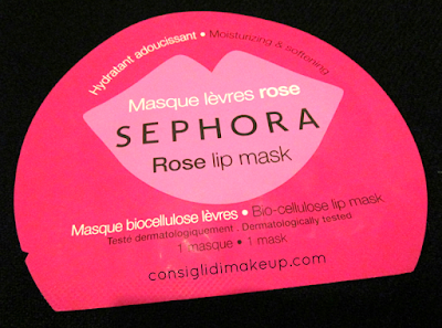 rose lip mask sephora review