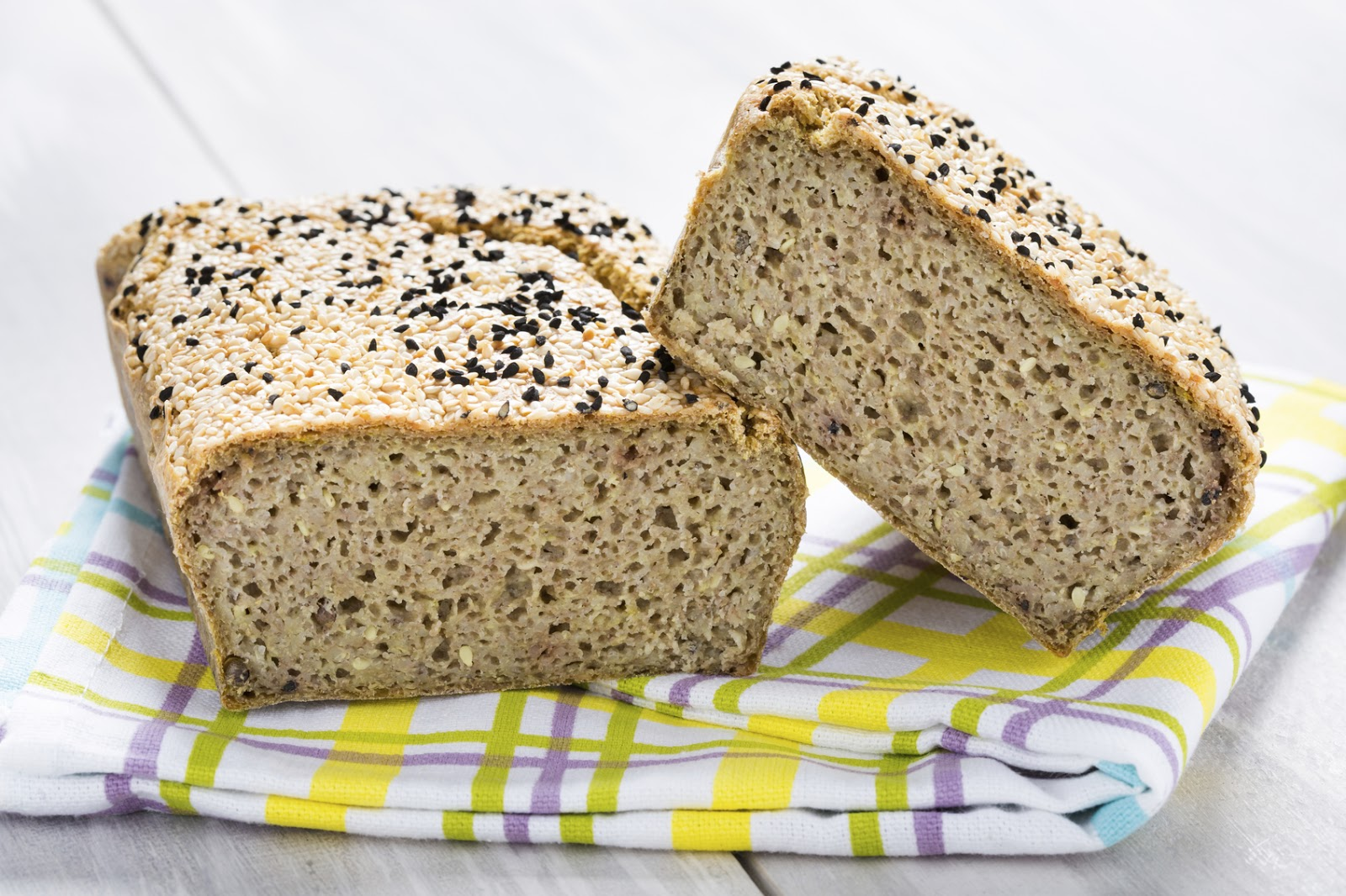 Simple Buckwheat Gluten-Free Bread Recipe
