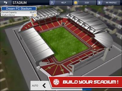 Download Dream League Soccer Mod Apk Data v3.09 Unlimited Money