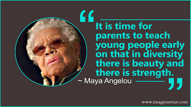 Maya Angelou Quotes About beauty