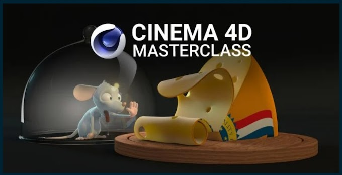Cinema 4D Masterclass: The Ultimate Guide to Cinema 4D[Skillshare][Course]