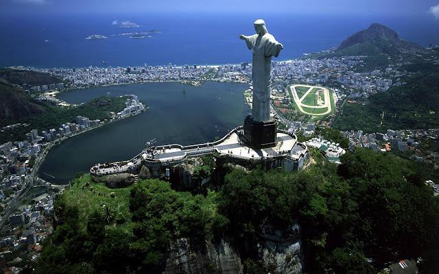 Christ the Redeemer lilopo Rio de Janeiro Brazil