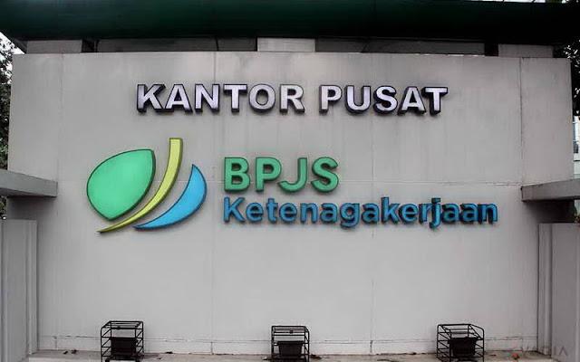 Kantor Pusat BPJS Ketenagakerjaan via aktualpost.com