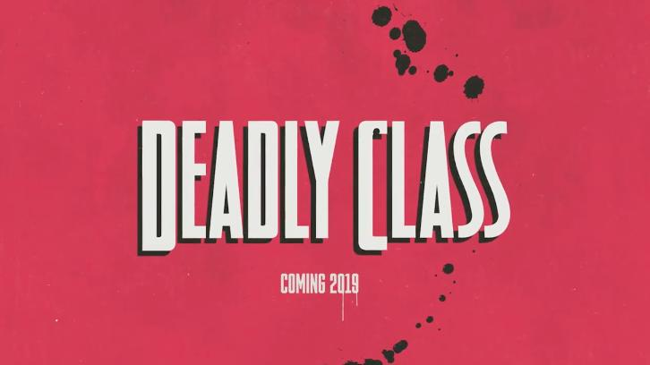 Deadly Class - Promos, First Look Photo, Featurette + Posters