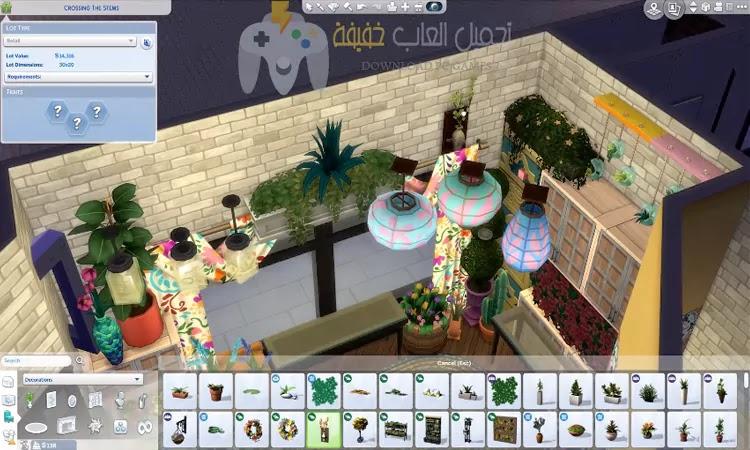 تحميل لعبة Flower Shop للكمبيوتر برابط مباشر