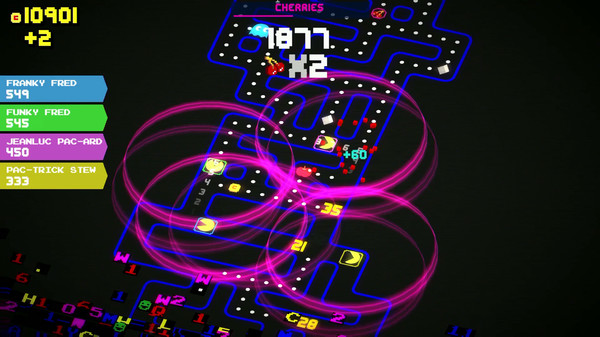 Pac-Man 256 PC Game