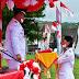 Upacara Pengibaran Bendera HUT RI Ke-76 Kota Gunungsitoli Sukes