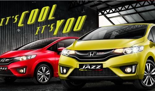 Melirik Spesifikasi dan Harga Honda Jazz