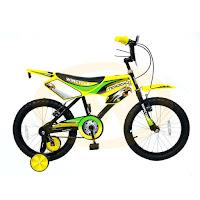 Sepeda Anak Wimcycle BMX Mobby Motoracer 18 Inci