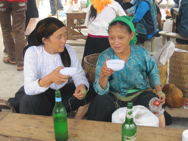 Enjoy Hagiang's traditional corn wine over the beautiful Karst Plateau 1