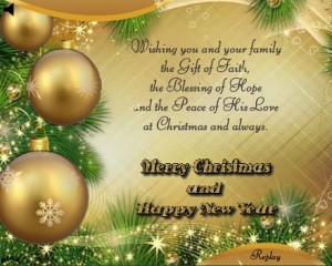 Personalised Xmas Greetings Cards Sms Wishes Text Messages