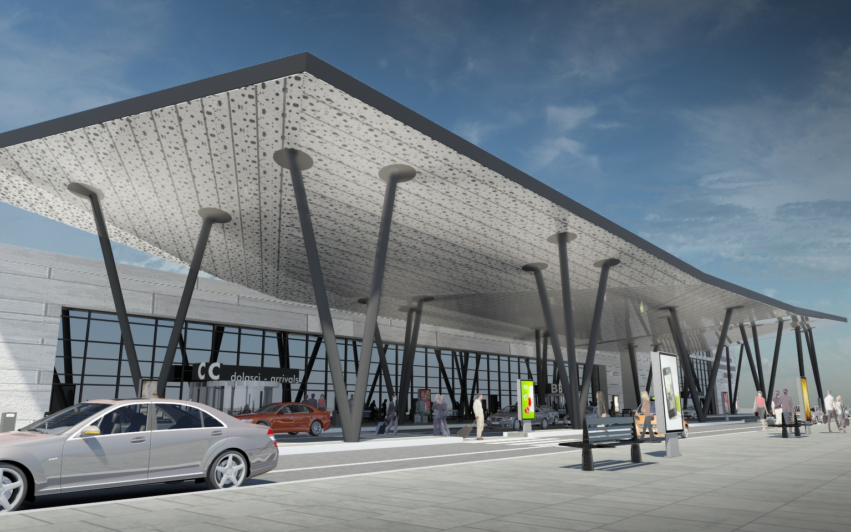 Sarajevo Airport Begins Terminal Expansion