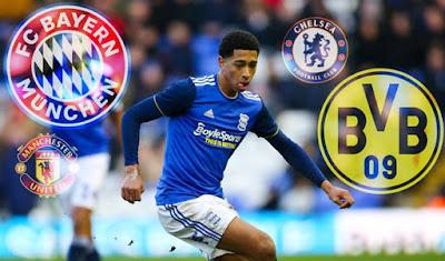 SAO trẻ Bellingham giá 20 triệu bảng: Dortmund bị phá đám, MU vào cuộc?