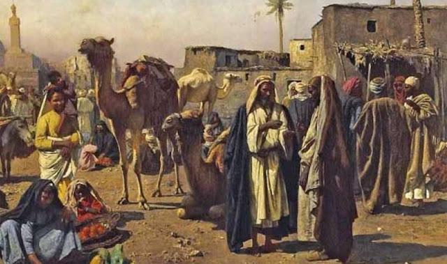 Sejarah Pemikiran Ekonomi Pada Masa Dinasti Umayah