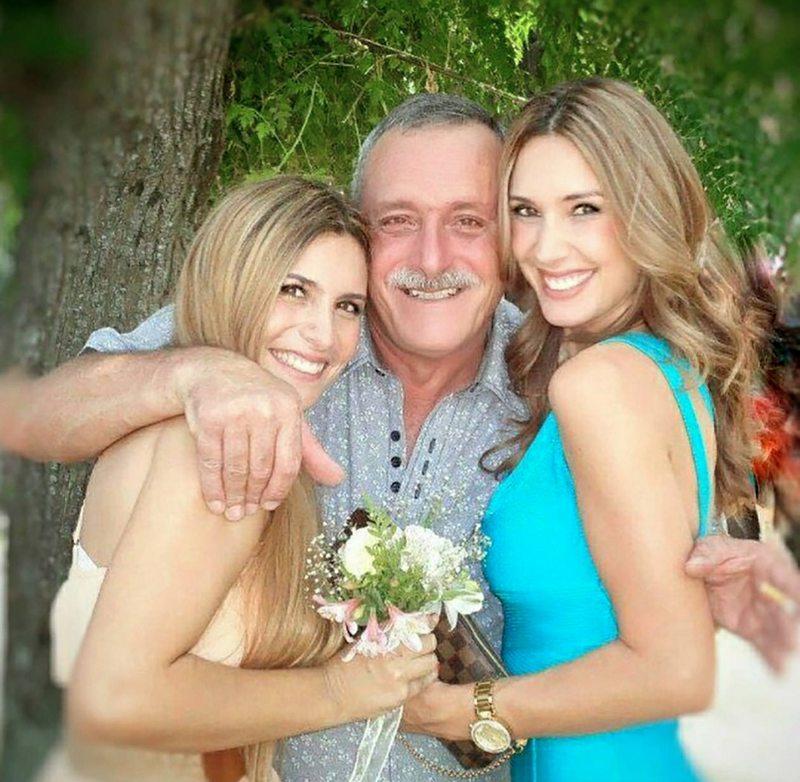 El sensible momento familiar de Vane Borghi