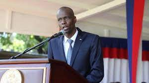 Como un acto de barbarie ha sido calificado el asesinato del presidente haitiano y de su esposa en la madrugada de hoy