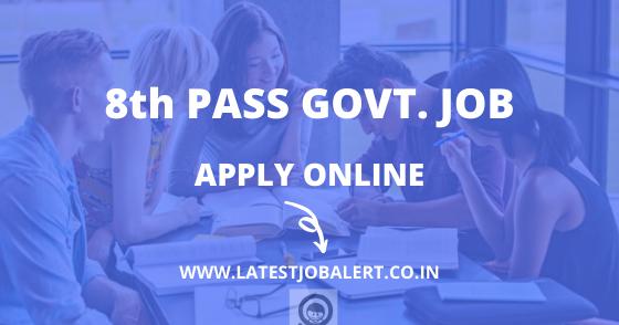 8th-P-Govt.-%2BJob Online Form Govt Job Th P on
