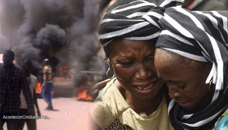 Islamistas Fulani atacan cristianos en Nigeria