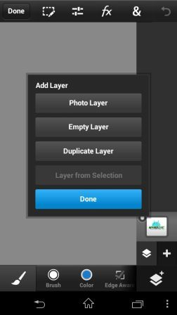 Photoshop Touch for Phone Apk Terbaru