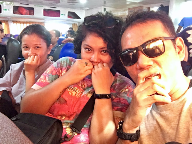 Ferry To Mallaca