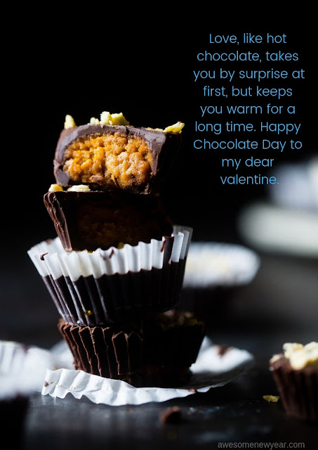 #HappyChocolateDay Quotes 2019
