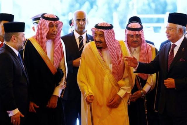 Pengawal pribadi Raja Salman tewas tertembak oleh rekannya