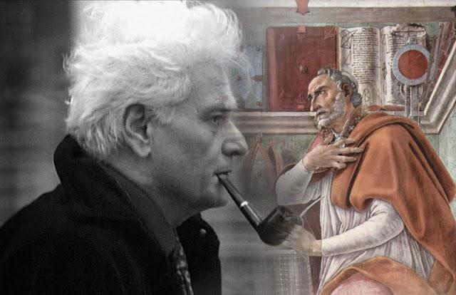 Le confessioni di Agostino e la Circonfessione di Derrida #letture