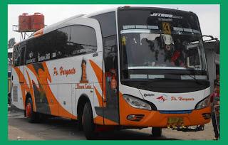 Nomor Telepon Agen Bus PO Haryanto Perwakilan Jakarta, Bogor, Bekasi, Banten