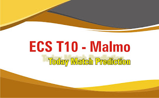 Cricfrog Who Will win today ECS T10 Malmo GCC vs AF 12th ECS Ball to ball Cricket today match prediction 100% sure