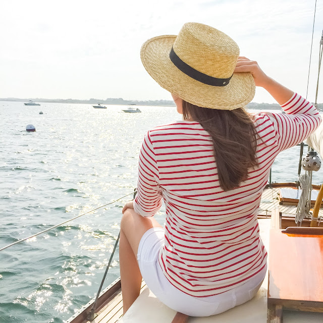 How to Plan Your Perfect Vacation, Sailing