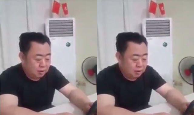 Warga China Baca Sholawat Tibbil qulub