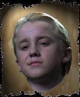 Jeff Summerfield's Malfoy sneer