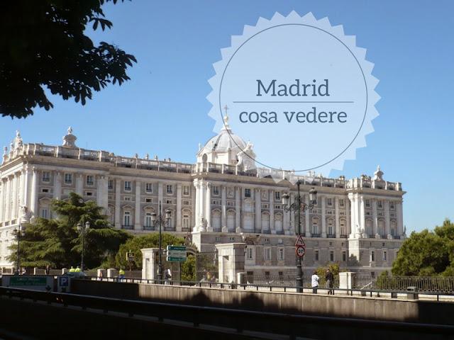 Cosa vedere a Madrid in 3 giorni palazzo reale