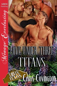 https://www.goodreads.com/book/show/15699027-love-under-three-titans