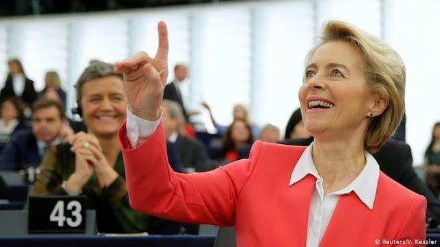 Ursula von der Leyen új kezdetet ígért az Európai Unió számára
