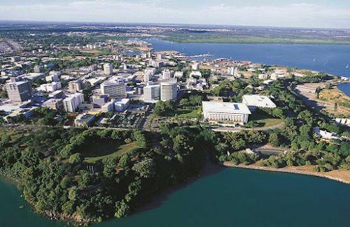 Cidade de Darwin - Austrália