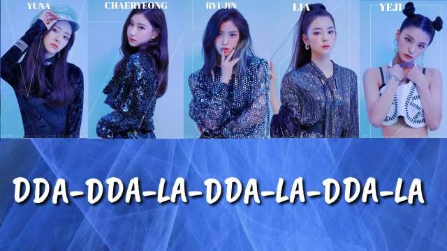 Lirik Lagu Itzy Dala Dala dan Terjemahan