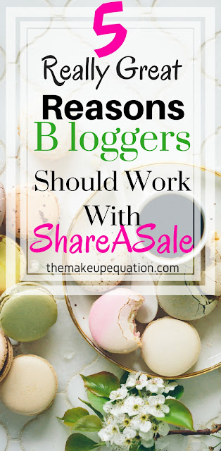 ShareASale is one of the best affiliate networks for bloggers of all types of niches- here's why. #affiliate #affiliatemarketing #seo #blogger #makemoneyblogging