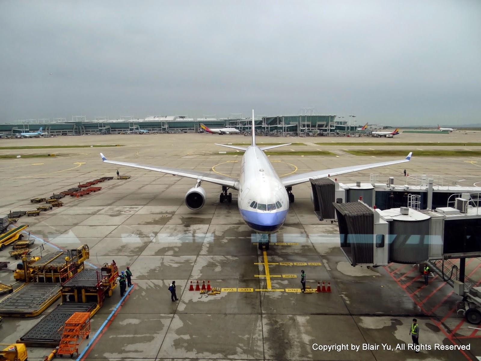 2014/9/22拍攝於桃園國際機場第二航廈