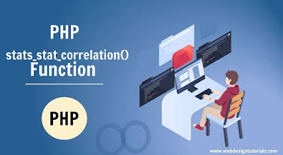 PHP stats_stat_correlation() Function