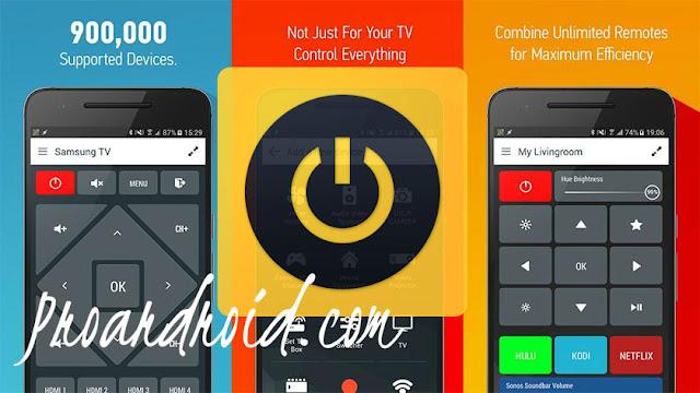 تطبيق Peel Universal Smart TV لتحكم عن بعد في التلفاز إنطلاقا من هاتفك logo