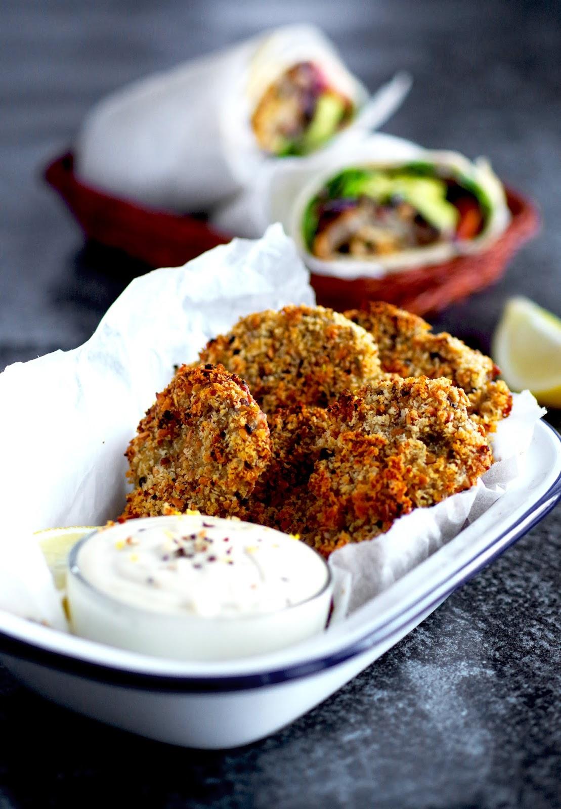 Lemon Black Pepper Oyster Mushrooms Euphoric Vegan