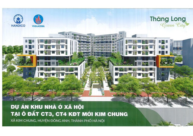 Các câu hỏi và giải đáp về dự án nhà ở xã hội Ct3 Ct4 Kim Chung Đông Anh Thăng Long Green City