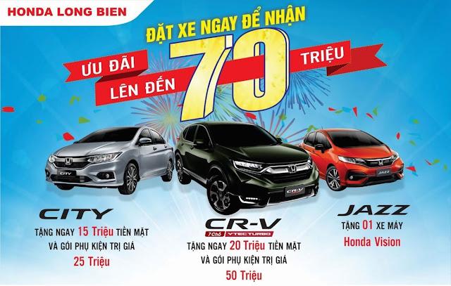Bảng giá xe Honda tháng 5/2020| Giá xe honda 5/2020| Giá khuyến mãi honda 2020| Giá xe Honda CR-V| Giá xe Honda Civic| Giá xe Honda HR-V| Giá xe Honda City