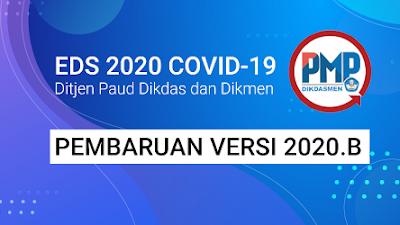 Installer dan Patch Aplikasi EDS 2020 Covid-19 Versi 2020.B