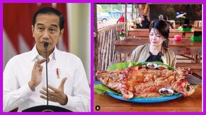 Promosikan Babi Panggang kepada Umat Islam, Pakar Hukum: Jokowi Terancam Kurungan 5 Tahun Penjara