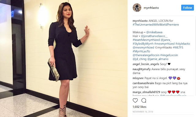 These Outfits Of Jacintha Magsaysay Are The Reason Why Supremo Couldn't Get His Eyes Off Her!
