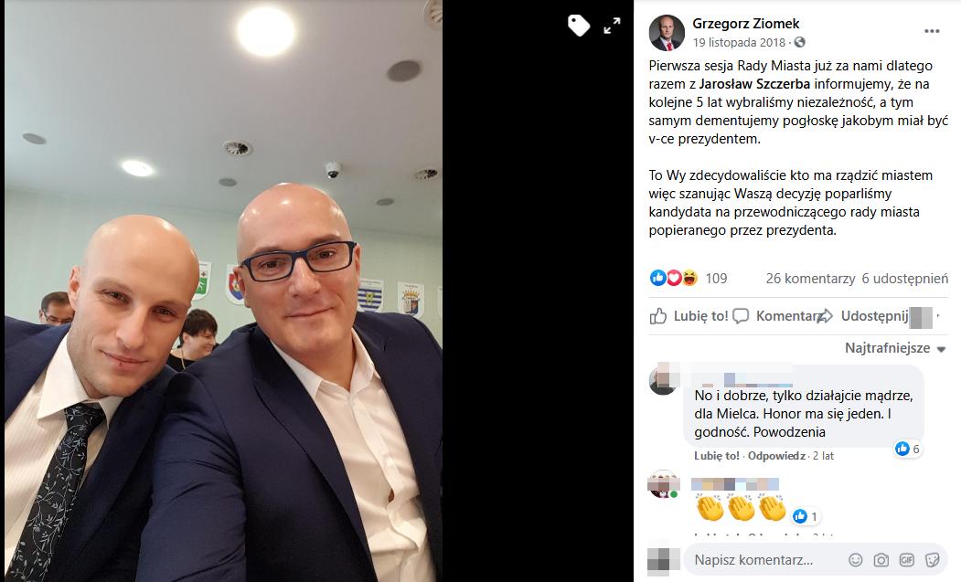 Polityczny atak na Jarosława Szczerbę. Straci funkcję?